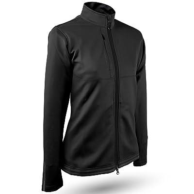 Sun Mountain 2015 Ladies ThermalFlex Jacket (Black, Large)