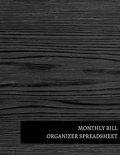 Download Monthly Bill Organizer Spreadsheet ebook