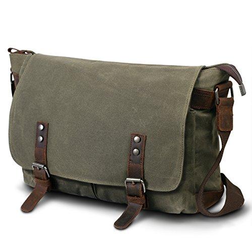 old messenger bag - 2