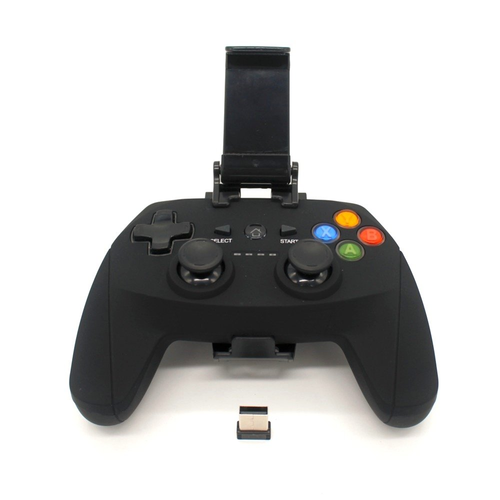 Mobile Gear Wireless Bluetooth Mobile Gamepad Controller/ Mouse Joystick  For PC, Android, iOs & PS3