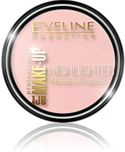 Eveline Highlighter Pressed Powder Art Professional Make-Up No 54 Rose