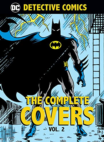 Pdf Graphic Novels DC Comics: Detective Comics: The Complete Covers Vol. 2