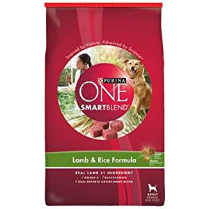 Purina one smartblend natural lamb rice for Purina game fish chow