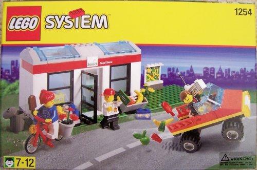 LEGO Town Shell Promo 1254 Select Shop ()