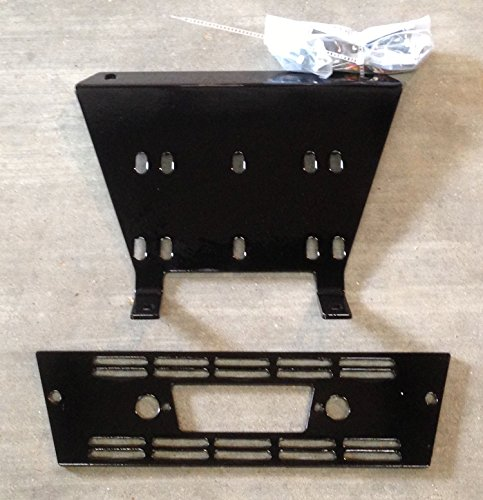 - Strong Made 2017-2018 Polaris Ranger 900 4X4 Winch Plate Kit By 298148-R129