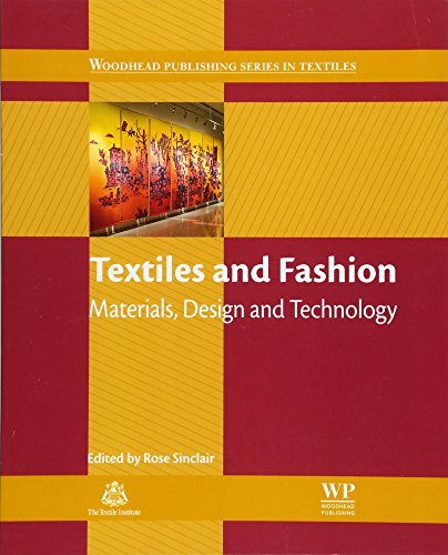 (Textiles and Fashion: Materials, Design and Technology (Woodhead Publishing Series in Textiles))