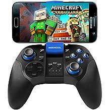 BEBONCOOL Android Bluetooth Phone Controller, Bluetooth Game Controller, Bluetooth Gamepad (For Android Phone/Tablet/Samsung Gear VR/Emulator) Gear VR Gamepad Controller