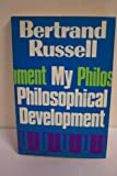 My Philosophical Development, Russell, Bertrand, 0041920309