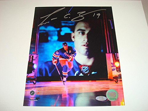 (Signed Scott Gomez Photo - 8x10 2008 Opening Night Intro. 1A - Steiner Sports Certified - Autographed NHL Photos)