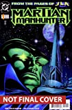 Martian Manhunter: Son of Mars, John Ostrander, 140124386X