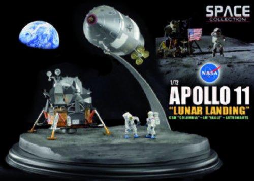 Dragon Models 1/72 NASA Apollo 11