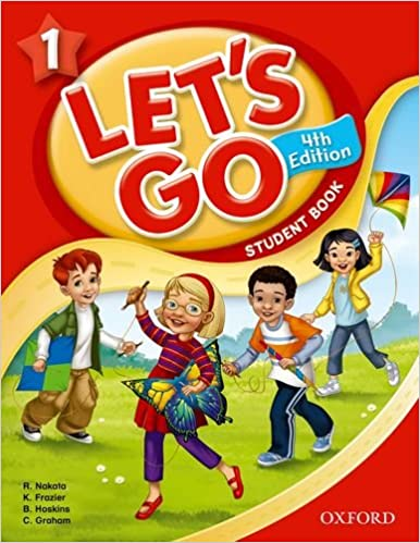 Let's Go 1 Student Book: Language Level: Beginning to High Intermediate.  Interest Level: Grades K-6.  Approx. Reading Level: K-4 (Dolphin Readers: Level 1)