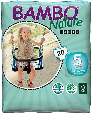 Diapers: Bambo Nature Training Pants