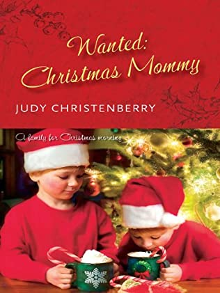 book cover of Wanted: Christmas Mommy
