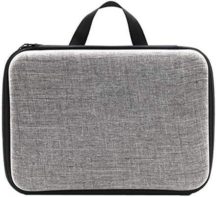 Mintuse Portable Storage Bag Carry Case Double Sides Zipper Handbag for SG700SG700-SSG700-D RC Drone (Gray) / Mintuse Portable Storage Bag Carry Case Double Sides Zipper Handbag for SG700SG700-SSG700-D RC Drone (Gray)