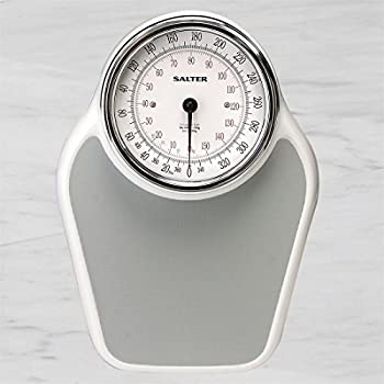 Brylanehome doctor 39 s high capacity bathroom scale up to 400 pounds silver for Large capacity bathroom scale