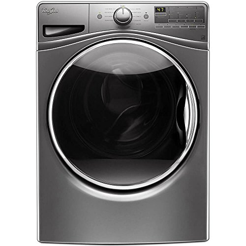 Whirlpool Chrome Shadow Steam Front Load Washer