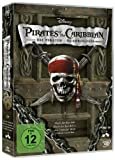 Pirates of the Caribbean - Die Piraten-Quadrologie [4 DVDs]
