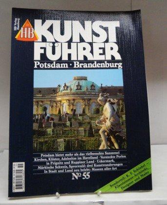 HB Kunstführer, Nr.55, Potsdam, Brandenburg