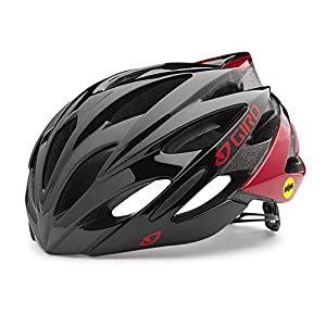 Giro Savant MIPS Helmet Red/Black, S