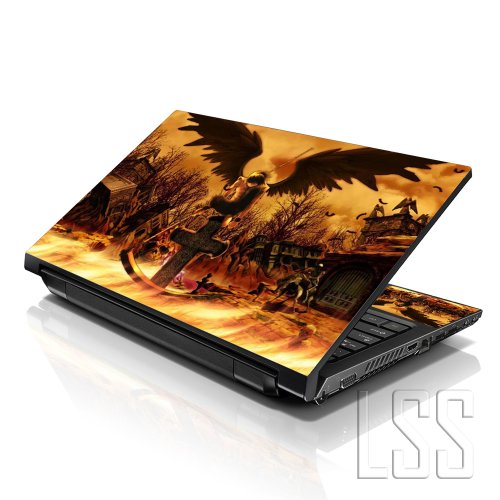 LSS 17 17.3 inch Laptop Notebook Skin Sticker Cover Art Deca