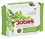 buy Jobe's 9 Count Trees and Shrubs Fertilizer Spikes by Jobe's now, new 2019-2018 bestseller, review and Photo, best price $14.17