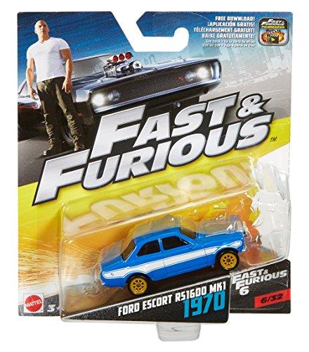 Fast & Furious1970 Ford Escort Rs1600 MK1