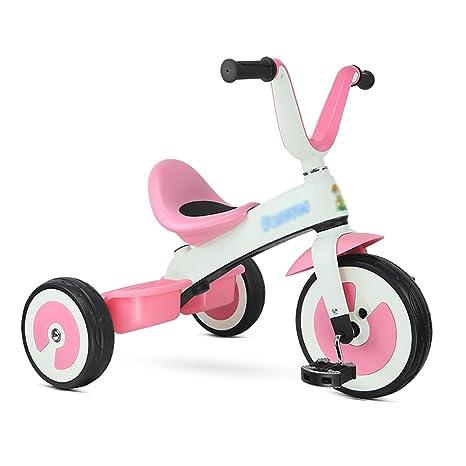 Triciclos Niños 2-5 Años de Edad Bicicleta de 3 Ruedas Bicicleta para Niños Bicicleta