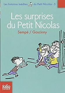 Les histoires inédites du petit Nicolas 05 : Les surprises du petit Nicolas, Sempé, Jean-Jacques