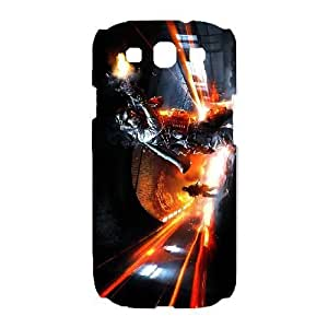 Samsung Galaxy S3 Phone Case White Battlefield SF8618405