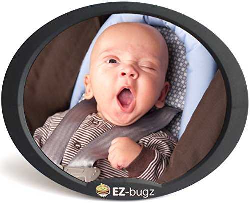 EZ-Bugz adjustable safety mirror for rea - Pad Coupe Light Shopping Results