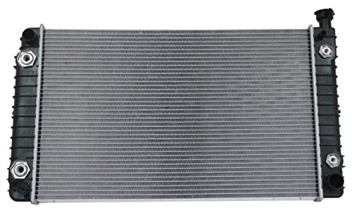 Depo 335-56001-000 Radiator (GMC C/K PICK UP 5.0/5.7L V8 88-95 ATwith ENGINE OIL COOLER 1-3/8
