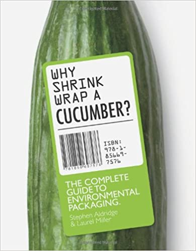 __INSTALL__ Why Shrinkwrap A Cucumber?: The Complete Guide To Environmental Packaging. estado October mejor Approved Santo grupo Betty Shanon