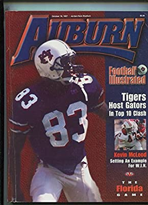 1991 Florida gators Vs Kentucky WildcatsFootball Program MBX105