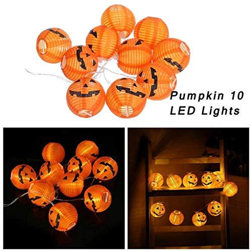 Rumas BZ530 47.2'' Pumpkin Halloween 10 LEDs Light
