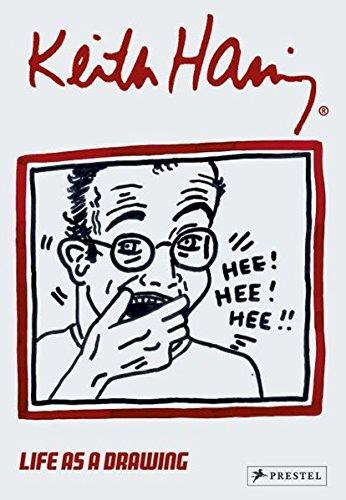 Keith Haring - Life as a drawing