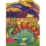 Dinosaures (Mauve)
