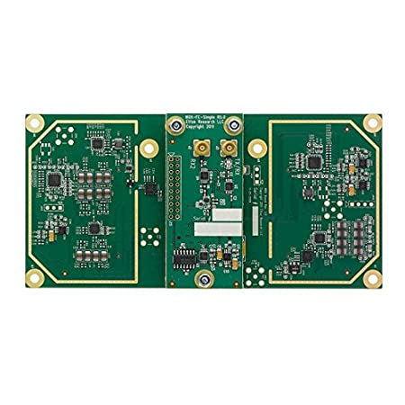 usrp N210 Kit + wbx-40 Daughterboard + LP0410 Ant +: Amazon