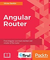 Angular Router Front Cover
