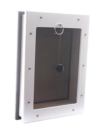 Amazon.com : Energy Efficient Cat Door for Door - Standard Cat ...