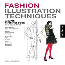 Fashion illustration techniques zeshu takamura review