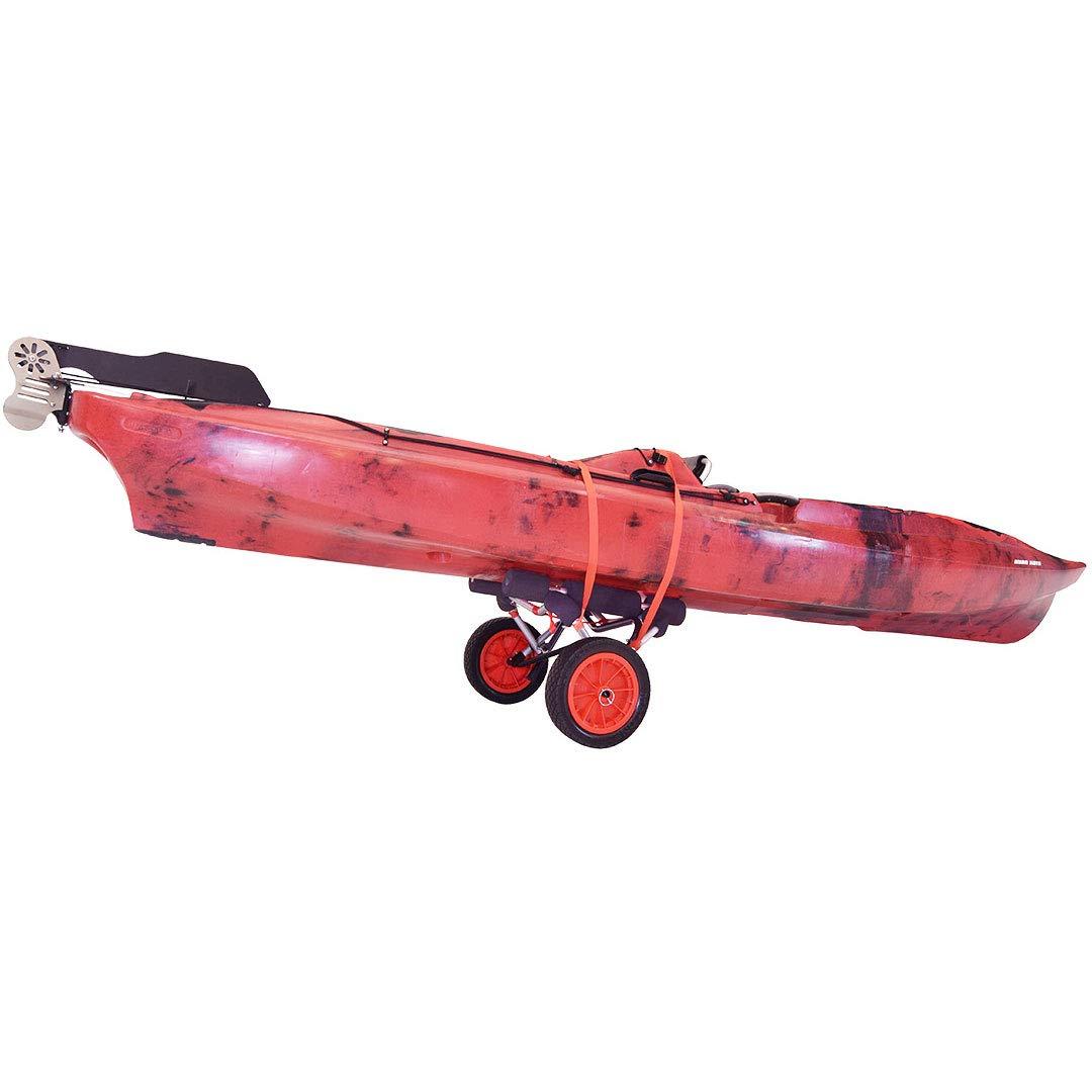 Malone WideTrak ATB Large Kayak/Canoe Cart with Bunks by Malone