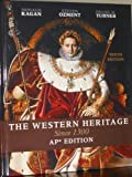 The Western Heritage, Donald Kagan and Steven E. Ozment, 0131367617