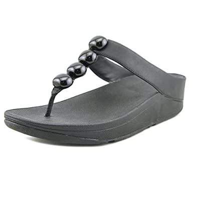 37dd1add55aa4 Fitflop Rola Sandals Black 4 UK  Amazon.co.uk  Sports   Outdoors
