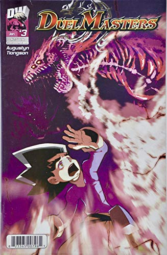 - 2004 - Dreamwave Prod - Duel Masters - Issue #3 - Comic Book -