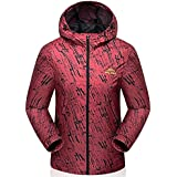 Yifun Outdoor Mens Lightweight Travel Jacket Rainwear Active Hooded Coat