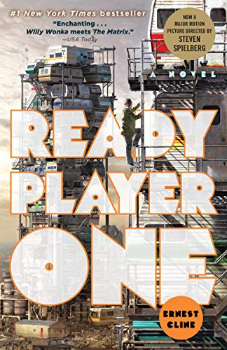 Ready Player One: A Novel - Cd Puzzle Game
