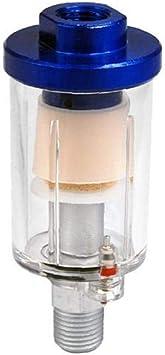 Mini Aria Filtro Acqua Trappola Olio Separatore Acqua Trappola Compressore Daria Filtro Compressore Del Airbrush Di Filtrazione Di Aria Strumenti Di Sistema Regali Per Gli Amanti Del Mestiere