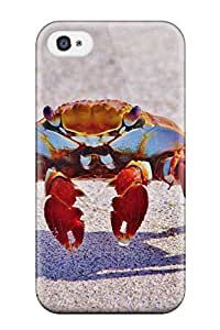 Iphone 4/4s Case Cover Crab Case - Eco-friendly Packaging