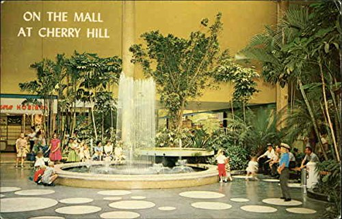Cherry Hill Shopping Center - The Mall Cherry Hill, New Jersey Original Vintage - Mall Cherry Hill Jersey New